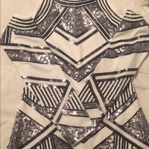 Express Dresses - Cold shoulder express dress